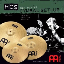 Cymbalset, nybörjare