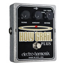 Reverb pedal for electric guitar