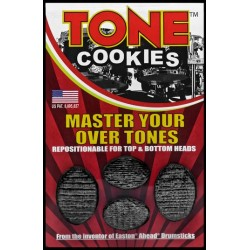 Drum dampers Tone Cookies, black