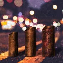 Strängset, akustisk gitarr, 012-054